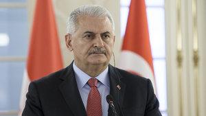 Başbakan Binali Yıldırım'dan İstanbul'daki terör saldırısına ilişkin açıklama