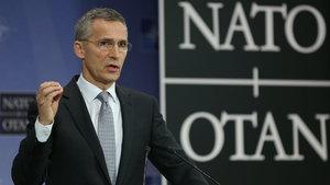 """NATO Genel Sekreteri Jens Stoltenber: """"Müttefikimiz Türkiye ile dayanışmada birleşiyoruz"""""""