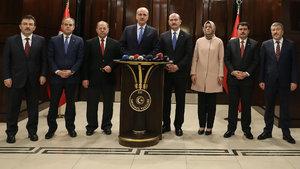 İstanbul'daki terör saldırısı sonrası ortak açıklama