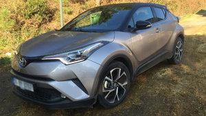 Yerli malı fotojenik Japon: Toyota C-HR