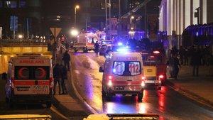 Muhalefet partilerinden Beşiktaş'taki terör saldırısına tepki