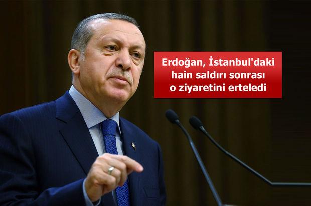 İstanbul'da bombalı saldırı! Cumhurbaşkanı Erdoğan: Maalesef şehitlerimiz ve yaralılarımız var