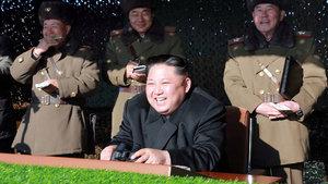 Kuzey Kore'den 'Güney Kore'ye saldırı' tatbikatı