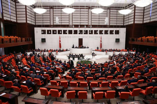 3 partiden Meclis'te ortak bildiri