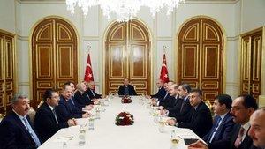 İstanbul'da güvenlik toplantısı sona erdi