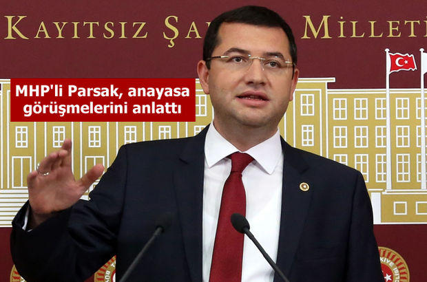 """""""MHP'ye göre; yeni Anayasa'ya en büyük katkı..."""""""
