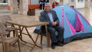Celal Kılıçdaroğlu'ndan oturma eylemi