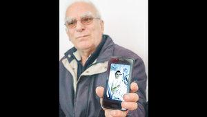 Baba Arif Birkin cep telefonunu aradığı yaralı oğlunun iniltisini dinledi