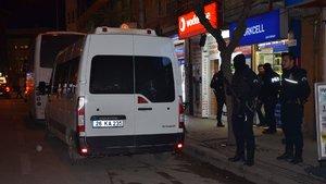 Eskişehir'de HDP'lilere gözaltı
