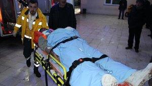 Sivas'ta tünel inşaatında göçük: 1 ölü, 2 yaralı