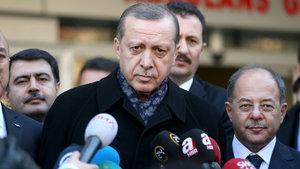 Cumhurbaşkanı Erdoğan, BM Genel Sekreteri Antonio Guterres'i aradı