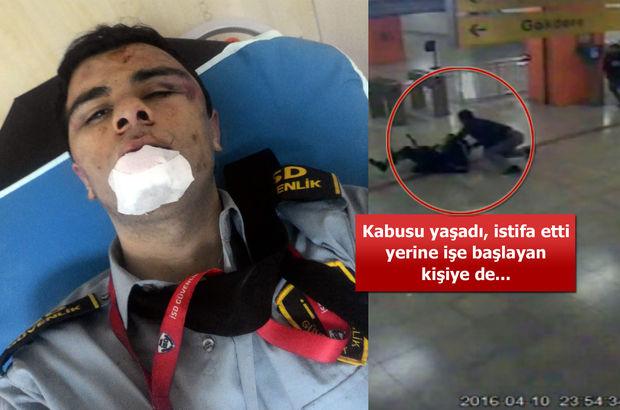 Bursa'daki metroda akılalmaz işkence!