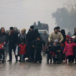 Rusya: Halep'te insani çözüm için Türkiye ile ortak anlayışa vardık