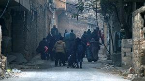 Erdoğan: Halep'ten gelecekleri bağrımıza basarız