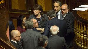 İtalya hükümeti güvenoyu aldı