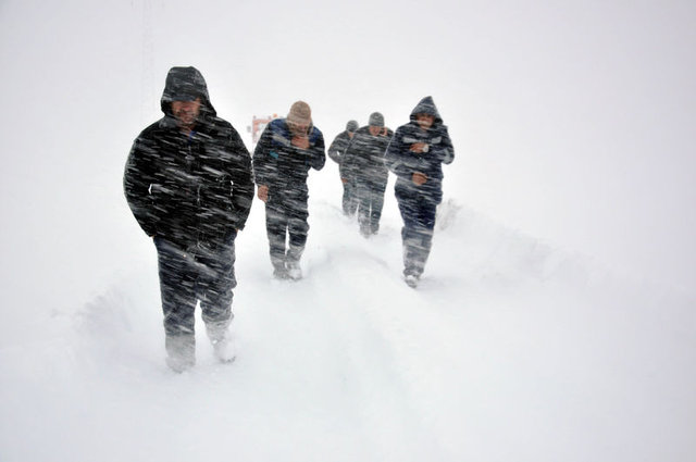 Kar tatili ilan edilen iller! 16 Aralık 2016