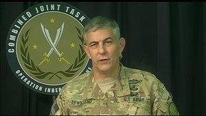 ABD'li Korgeneral Townsend: Türkiye, Başika'da oldukça iyi bir iş yaptı