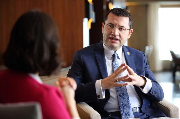 AK Parti'nin teklifini olabildiğince hakkaniyetli hale getirdik'
