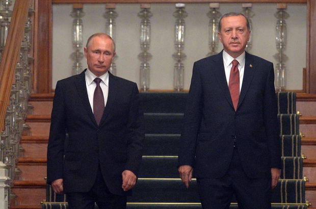 """""""Halep'teki tahliyeler Erdoğan-Putin görüşmesiyle bağlantılı"""""""