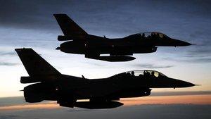 TSK: El Bab'da 4 DAEŞ hedefi imha edildi