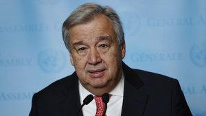 Guterres'in yardımcısı belli oldu