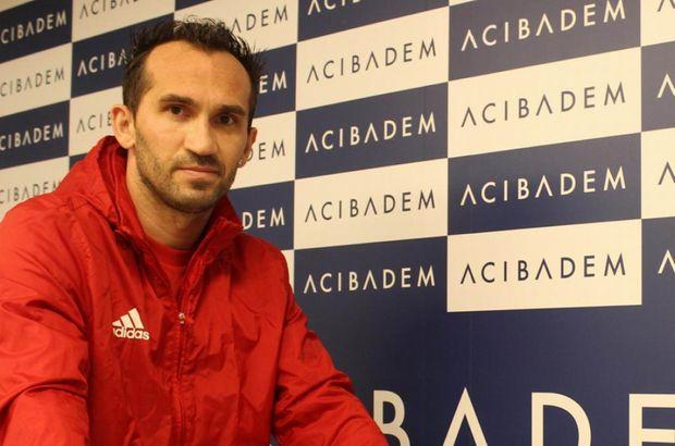 Sivasspor'da Theofanis Gekas sağlık kontrolünden geçti