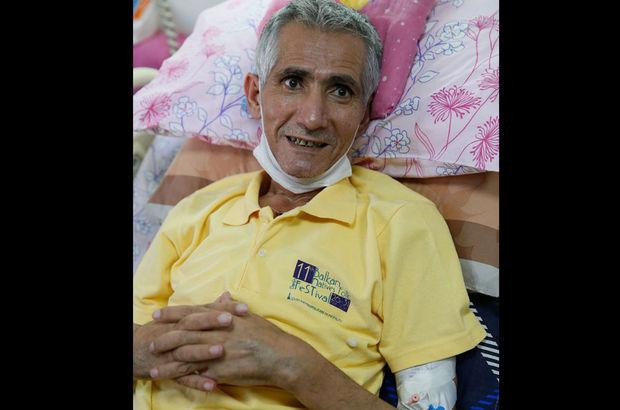 Ebul Muhsin Garip ikinci kalple hayata bağlandı!