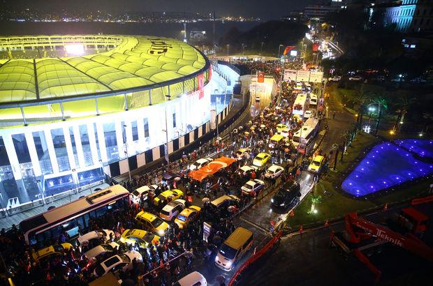 Vodafone Arena'nın adına 'Gazi' eklensin önerisi
