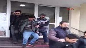 Sakarya'da evi basıp, borcu olan kişiyi balkondan attılar