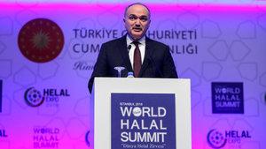 Faruk Özlü: Müslüman ülkeler dünya ticaretinden yüzde 10 pay alıyor