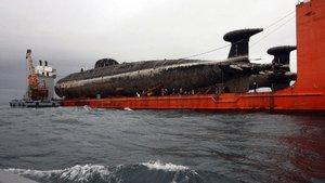 Çin, ABD denizaltısına el koydu