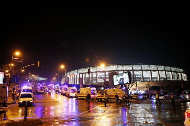 İstanbul Terör saldırısı Beşiktaş terörist Burak Yavuz