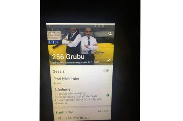 İETT şoförü Hikmet Yılmaz yolcularına Whatsapp'tan haber veriyor