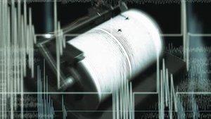 Erzincan'da 4,5 büyüklüğünde deprem