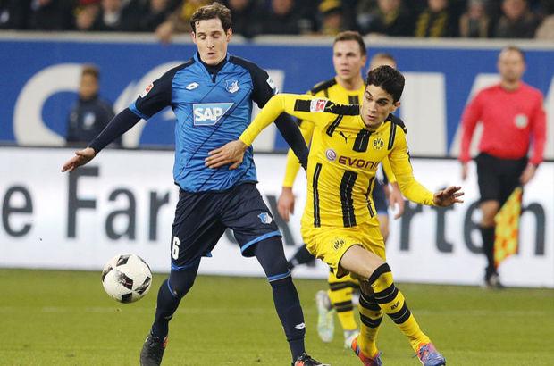 Hoffenheim 2-2 Borussia Dortmund | MAÇ SONUCU
