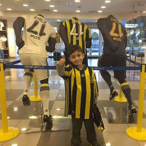 Minik Tuğra'nın mutluluğu!