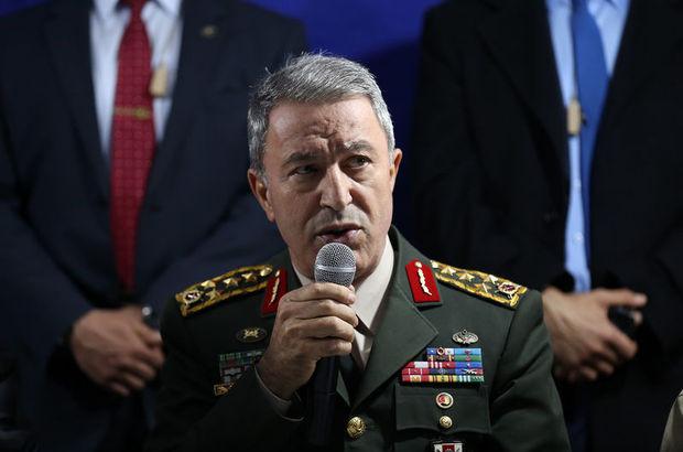 Orgeneral Hulusi Akar'dan Kayseri saldırısı açıklaması