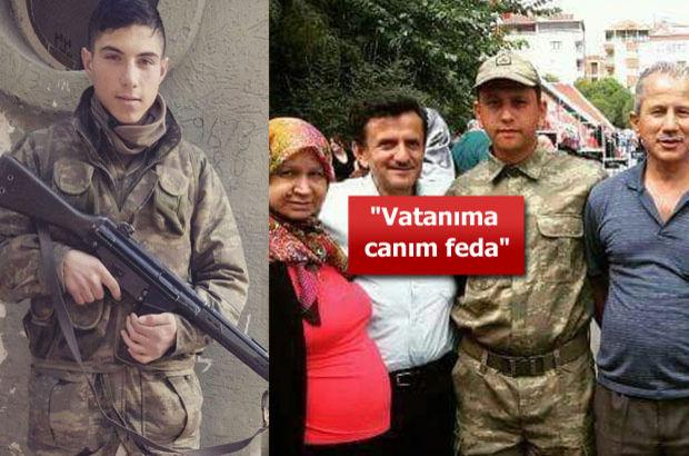 Kayseri'de iki asker birlikte çıktıkları çarşı izninde şehit düştü