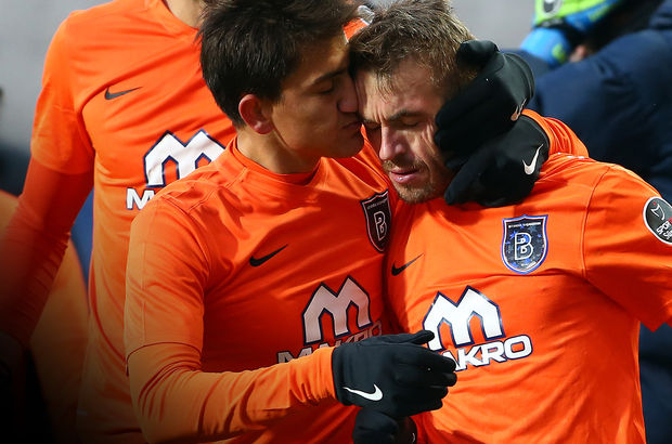 Medipol Başakşehir: 1 - Trabzonspor: 0 | MAÇ SONUCU