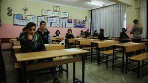 TEOG'da mazeret sınavlarının ikinci gün oturumu başladı
