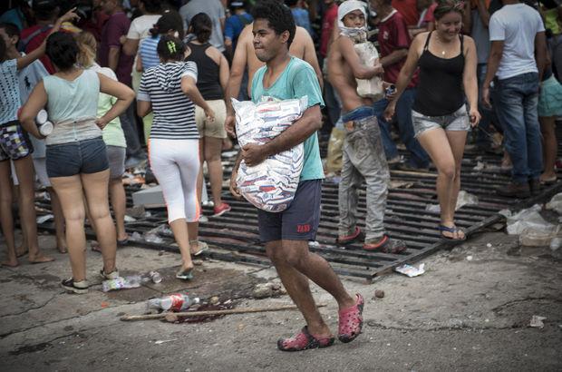 Venezuela banknot kararından vazgeçti