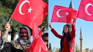 Türkiye'nin birçok ilinde teröre tepki yürüyüşü düzenlendi