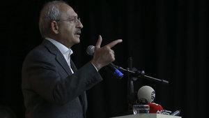 CHP Genel Başkanı Kılıçdaroğlu: Teröre karşı dik durursak terör belasından ülkeyi kurtarırız