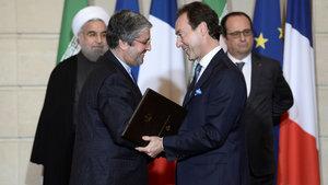 İran Airbus'la nihai anlaşmayı imzaladı