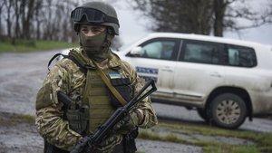 Ukrayna'nın doğusunda kriz