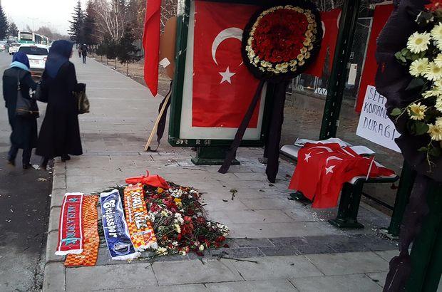 Kayseri'de halk saldırının olduğu durağa bu ismi verdi!