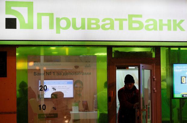 Ukraynalı banka PrivatBank iflas etti