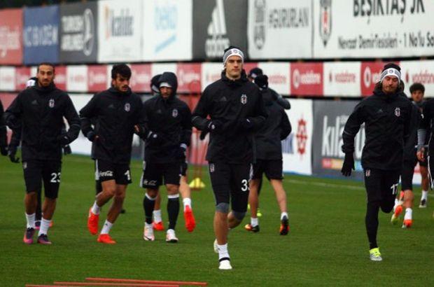 Beşiktaş, Boluspor maçına hazır