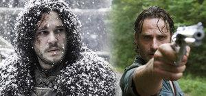 Walking Dead Game Of Thrones'a karşı