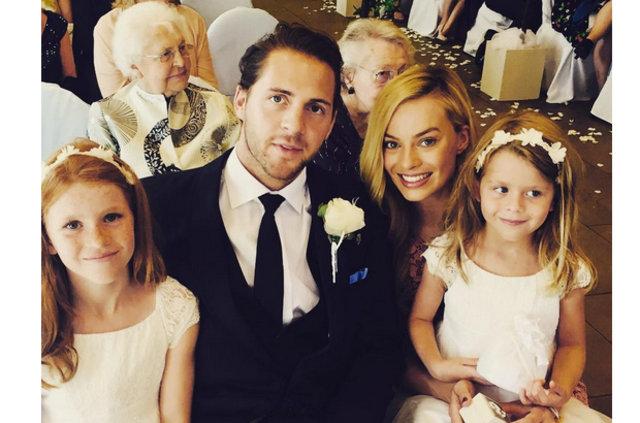 Margot Robbie ile Tom Ackerley evlendi